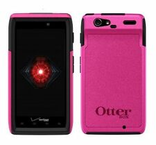 Otterbox Commuter Series Case - To Suit Motorola RAZR - Pink/Black