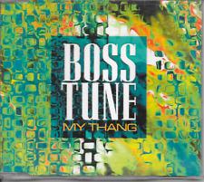 BOSSTUNE - My thang CDM 4TR House 1995 (NEC / News) Belgium