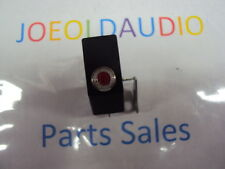 Marantz 5220 Cassette Deck Record Knob. Red Color. Tested. Parting Out 5220