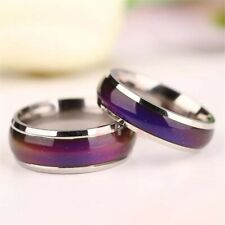 Mood Ring Vintage Creative Emotion Color Changing Personality