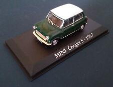 MINI COOPER S 1967 1:43 - COLLECTIBLE DIE CAST CAR - NOREV