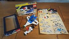 "LEGO SPACE CLASSIC 6890 ""Cosmic Cruiser"", 100% COMPLET + BOITE, ETAT NEUF !!!"