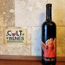 $100 retail! 1997 Marilyn Monroe Wine Marilyn Merlot Napa, NO RESERVE AUCTION!