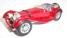 Solido Jaguar SS100 1938 Rot 1:43