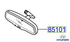 Genuine Hyundai ix35 SPECCHIETTO RETROVISORE INTERNO - 851013x100