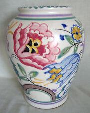Unboxed 1920-1939 (Art Deco) Date Range Poole Pottery Vases