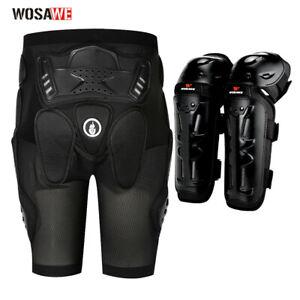 Motocross Impact Bottom Shorts Racing Bike Off-road Hip Pad Protector Guards