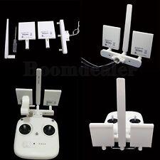 ARGtek DJI Phantom 3 Standard WiFi Signal Range Extender Antenne Kit Tool 10dBi