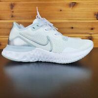 Nike Renew Run Women's Shoes Pure Platinum Style CK6360 003