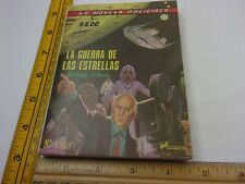 Star Wars filming director Science Fiction comic pulp digest Mexico 1978 Rare