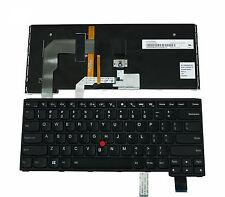 New Genuine Lenovo ThinkPad S3 Yoga 14 US Backlit Keyboard 00HW800