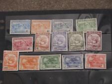 Small set of Portugal Stamps, all unused, light hinge