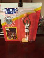 1991 NBA Starting Lineup David Robinson Kenner Figure Card San Antonio Spurs