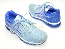 Womens Asic Gel Quantum 180 Running Shoes Size 6.5 US Asics Blue