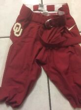 Oklahoma Sooners Bring The Wood Pants Size 36 (Kapri Doucet)
