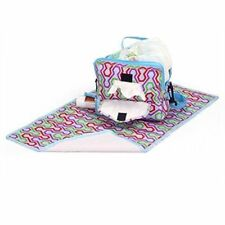 ChangePal On-The-Go Diaper Changing Kit - Includes Changing Pad & Holders (10a)