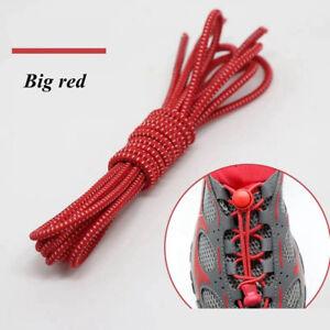 Cordones gomas colores bloqueo para todas zapatos sencillo práctico