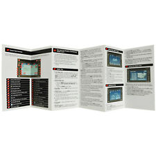 Touch Screen Navigation Entertainment System Quick Reference Guide Manual For GM