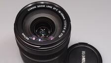 CANON EF-S 18-135mm 3.5-5.6 IS  STM ZOOM LENS W/CAPS  EXCELLENT+++