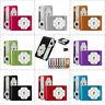 Mini Portable USB MP3 Player Support Micro SD TF Card 32GB Sport Music Media