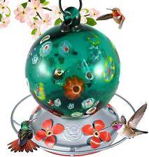 New listing Green Globe With Wild Flowers - 24 Fluid Ounces