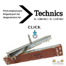 Pitch Technics SL-1200 MK2 & SL-1210 MK2