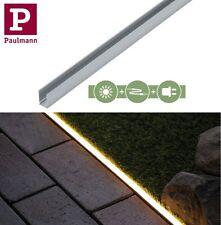 Paulmann Plug&Shine Neon LED Stripe 5m IP67 3000K 3050L mit Zubehör zur Auswahl