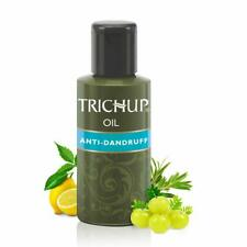 Trichup Anti Dandruff Oil Enriched with Neem, Rosemary & Tea Tree Oil 100ml.