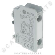 CO21 NC NORMALLY CLOSED AUXILLARY CONTACT BLOCK REPLACES GE BCLF01  AEG HS7K01