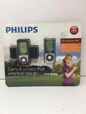 Philips Case & Stand for iPod Nano 5th Generation Apple Fifth Gen Bundle *NEW*