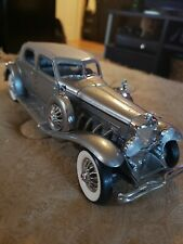 Franklin Mint 1933 Duesenberg Sj Twenty Grand 1:24 Car