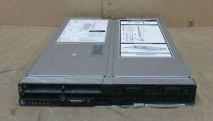 "HP ProLiant BL480c Blade Server System 4x 2.5"" SAS Bays NC325M Card 453331-B21"