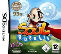 Soul Bubbles pour console Nintendo DS, DSi, DS lite, jeu vendu en loose