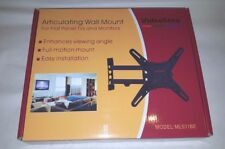 "Articulating TV Wall Mount VideoSecu ML531BE   22""-55"" up to 88 lb VESA 400x400"