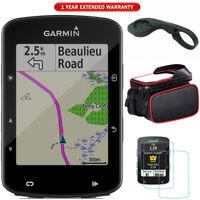 Garmin Edge 520 Plus Cycling GPS/GLONASS with Bicycle Accessory Bundle