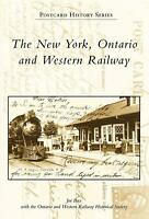 The New York, Ontario and Western Railway by Joe Bux (English) Paperback Book Fr