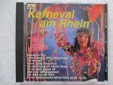 Karneval am Rhein (Krekel, Millowitsch, Nikuta, de Höhner, Sebus ua) Imperial CD