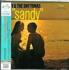 "RONNY & THE DAYTONAS  "" Sandy ""  Japan CD  neu"