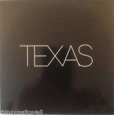 Texas The Hush CD Promotional Copy Album Promo Rare Black Carboard Slip Cover