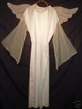 Silver & White Angel - Adult Large (Size 16)!