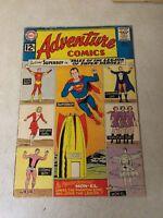 ADVENTURE #300 KEY ISSUE, SUPERBOY, TALES OF LEGION OF SUPER-HEROES, 1962