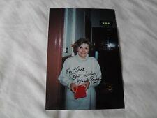 HANNAH GORDON - Autographed photo signed by Hannah Gordon