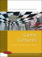 Issues in Cultural and Media Studies: Games Cultures : Computer Games As New...