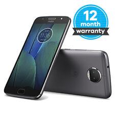 Motorola Moto G5S - 32GB - Lunar Grey (Unlocked) Smartphone -Very Good condition