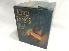 Lord of the Rings Color Change Glass Loot Crate Exclusive