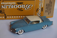 BROOKLIN BRK 32A 1953 STUDEBAKER TWO TONE STARLINER 1/43