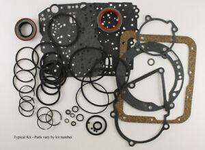 Auto Trans Overhaul Kit Pioneer 750183