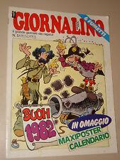 IL GIORNALINO=1981/51=POSTER '82=ERIK ESTRADA=SEBASTIAN COE=
