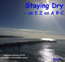 Hypnosis CD to Stop Bed Wetting - Staying Dry as EZ as ABC by Dr Ginny Lucas