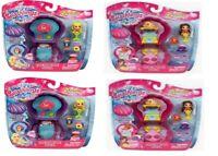Splashlings Dream Time Splash Shell Time Ages 5+ New Toy Mermaid Water Play Gift